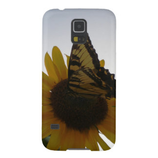 Butterfly Resting at Dusk Case For Galaxy S5