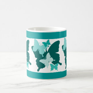 Butterfly Reunion - Designer Cup Classic White Coffee Mug