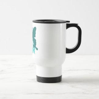 Butterfly Reunion - Designer Travel Mug