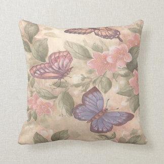 Butterfly Reversible Pillow