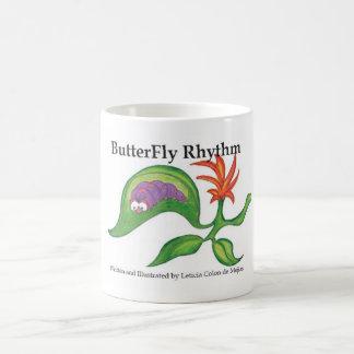 Butterfly Rhythm Mug
