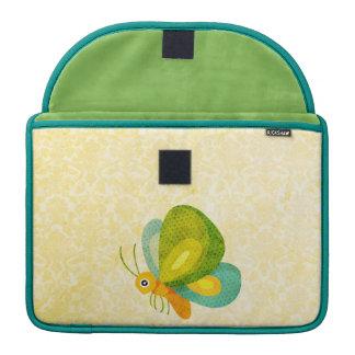 Butterfly Rickshaw Flap Sleeve Sleeve For MacBook Pro