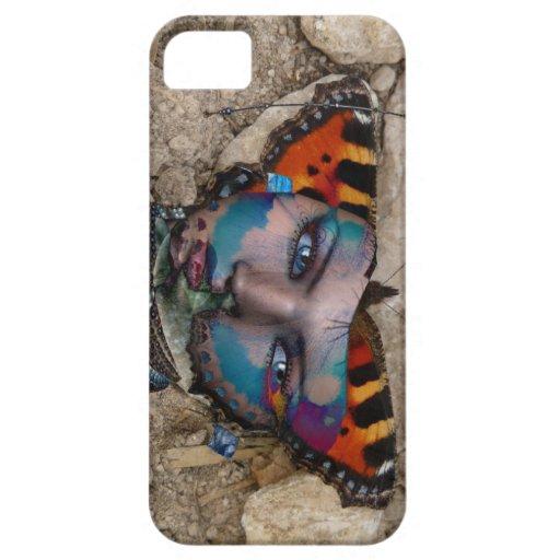 Butterfly Rock iPhone 5 Case