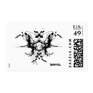 Butterfly Rorshax Postage