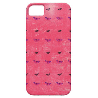 Butterfly rosy iPhone SE/5/5s case