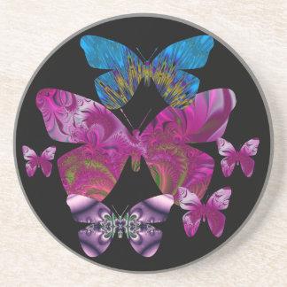 Butterfly Sampler Coaster