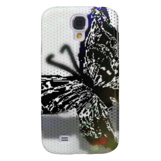 Butterfly Samsung Galaxy S4 Cover