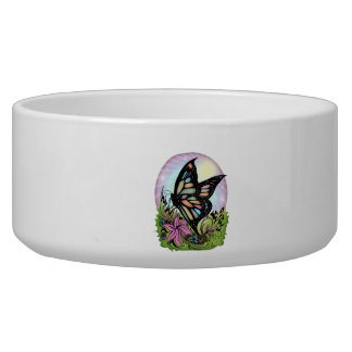 Butterfly Serenity Bowl