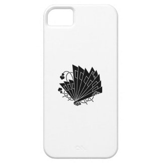Butterfly-shaped fans (Hi-ohgi cho) iPhone SE/5/5s Case