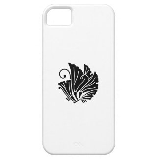 Butterfly-shaped ginkgo leaves iPhone 5 cases