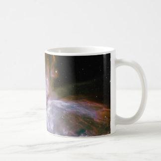 Butterfly Shaped Planetary Nebula Coffee Mugs