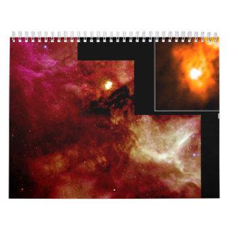 Butterfly-Shaped Calendar