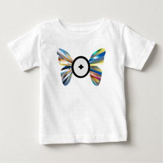 Butterfly Shaumbra Evolution Baby T-Shirt