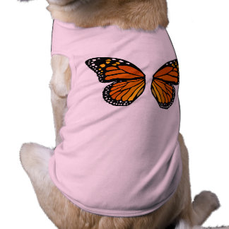 Butterfly Shirt Dog Costume Halloween Butterfly T