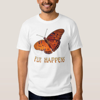 Butterfly Shirt - Flit Happens