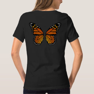 Butterfly Shirt Ladies Cute Girls Butterfly Top