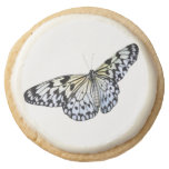 Butterfly Shortbread frosted Cookies