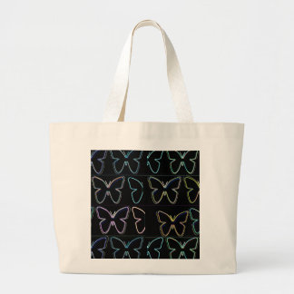 Butterfly Show Canvas Bag