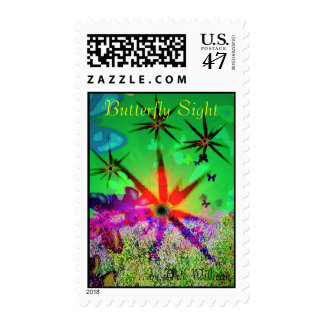 Butterfly Sight Postage