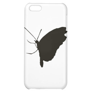 Butterfly silhouette case for iPhone 5C