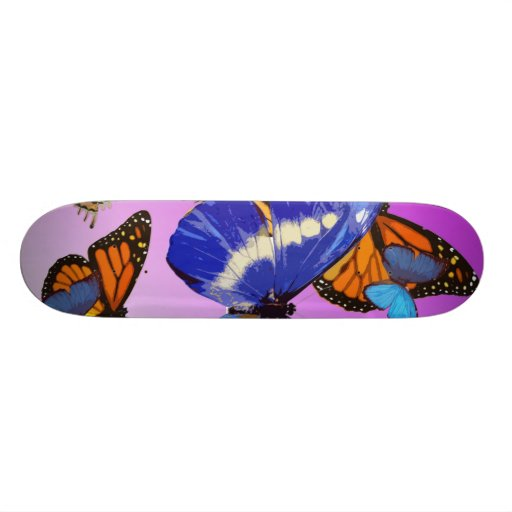 Butterfly Skate Decks