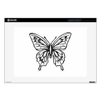 "Butterfly Skin For 15"" Laptop"
