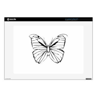 """Butterfly Decals For 15"""" Laptops"""