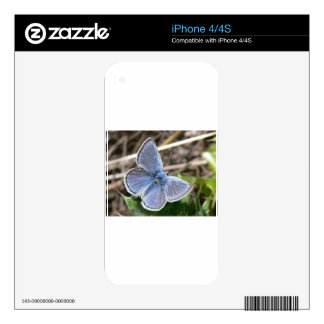 Butterfly Skins For iPhone 4S