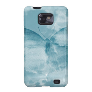 Butterfly Sky Galaxy S2 Cover