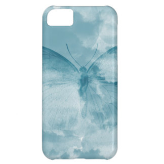 Butterfly Sky iPhone 5C Cover
