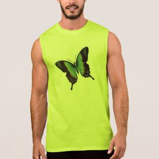 Butterfly Sleeveless Shirt