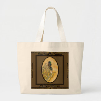 Butterfly Song by CricketDiane Canvas Bag