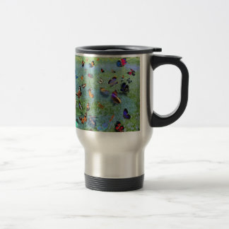 Butterfly Song of Cherokee Legend Travel Mug