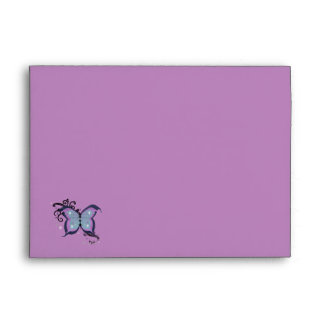 Butterfly Sparkle Envelope