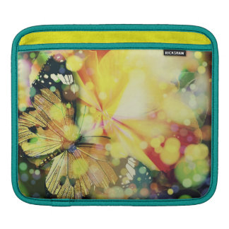 Butterfly Sparkles Sleeve For iPads