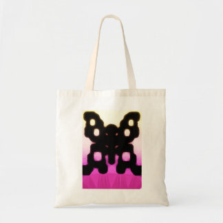 Butterfly spice Hold-all Budget Tote Bag