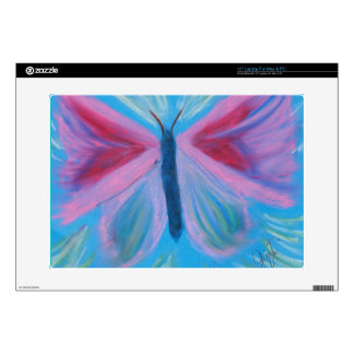 Butterfly Spirit Decals For Laptops