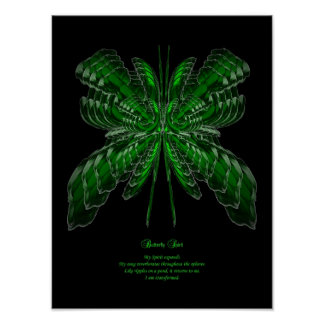 Butterfly Spirit Posters