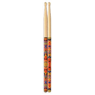 Butterfly Splash drumsticks