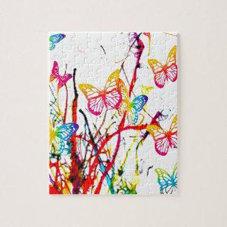butterfly splash puzzle