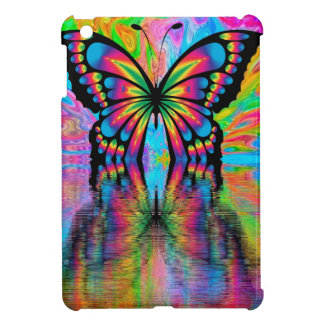 Butterfly spring case for the iPad mini