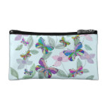 Butterfly Spring Cosmetics Bags