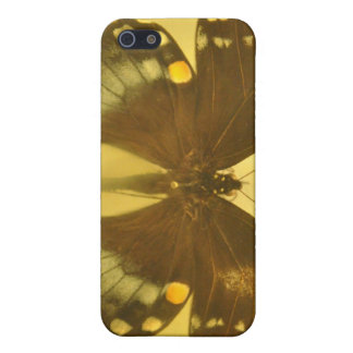 Butterfly Spring Cover For iPhone 5
