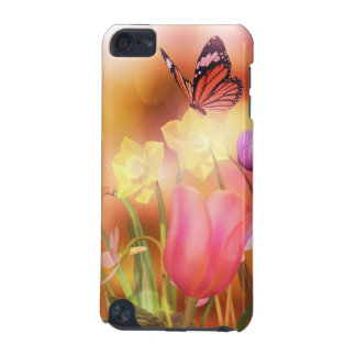 butterfly spring dance iPod Touch 5g, Barely There iPod Touch 5G Case