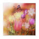 "Butterfly spring sun dance tile<br><div class=""desc"">Butterfly spring sun dance tile</div>"