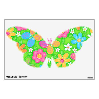Butterfly - SRF Wall Decal