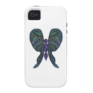 Butterfly, stained glass 2, spiral, t shirts, gift Case-Mate iPhone 4 covers