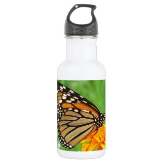 Butterfly Stainless Steel Water Bottle