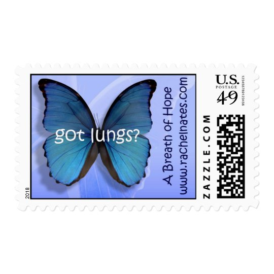 Butterfly Stamp ('Patty's Stamp') $18.70
