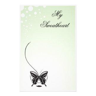 Butterfly Stationary Stationery